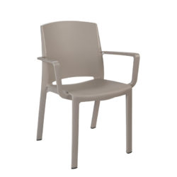 FAUTEUIL MILTON Taupe