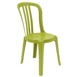 CHAISE MIAMI BISTROT Vert Anis