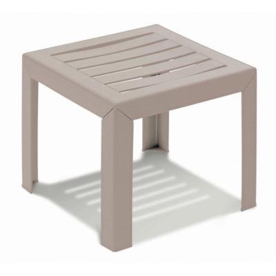 TABLE BASSE MIAMI 40X40 Lin