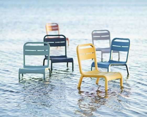 Chaises Grosfillex