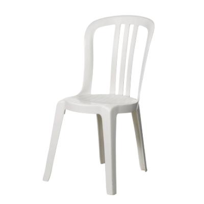 Location chaise blanche Grosfillex