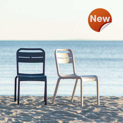 Chaises CANNES Grosfillex